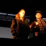 Quail pictured: Elizabeth Meriwether, Everett Quinton; photo by Carl Skutsch