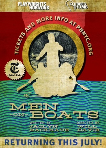 Men on Boats 2016