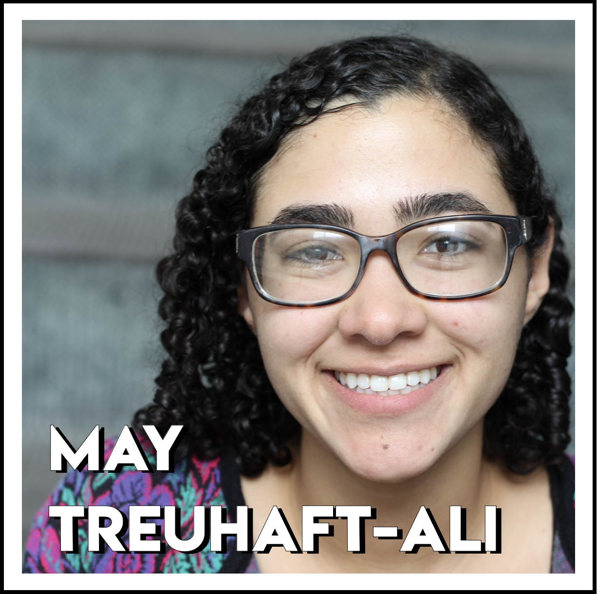 May Treuhaft-Ali