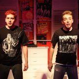 punkplay; featuring Michael Zegen, Alex Anfanger; photo by: Carl Skutsch photo by: Carl Skutsch