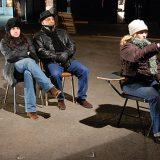 365 Days/Plays Week 10pictured: Yetta Gottesman, Craig Edwards, Nicole Howard; photo by: Sam Breslin Wright