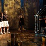Slavey pictured: Amanda Duarte, Glenn Cruz, Edward Nattenberg, Tim Frank; photo by: Carl Skutsch