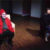 Demon Baby pictured: Glenn Fleshler, Nina Hellman; photo by Carl Skutsch