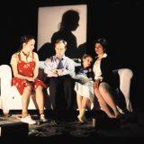 Inky pictured: Maria Striar, Mahlon Stewart, Camila Jones, Maria Porter; photo by: Mark Barton