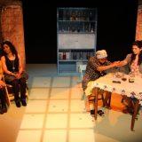 Enfrascada pictured: Flora Diaz, Jessica Pimentel, Annie Henk, Christina Pumariega; photo by Carl Skutsch
