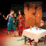 Enfrascada pictured: Christina Pumariega, Annie Henk, Flora Diaz; photo by: Carl Skutsch