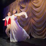 Takarazuka!!! pictured Jennifer Ikeda and Brooke Ishibashi; photo by Heather Phelps-Litpton