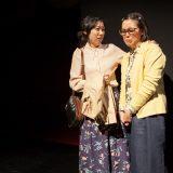 Takarazuka!!! pictured Angela Lin and Brooke Ishibashi; photo by Heather Phelps-Litpton