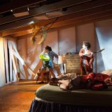 Baby Screams Miracle by Clare Barron, directed by Portia Krieger; featuring Danielle Skraastad, Caitlin O