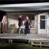 Susannah Flood, Ryan King, Miriam Silverman and Crystal Finn.